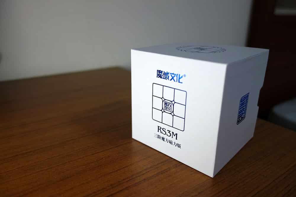 魔域 魔方教室 MF3RS3M 外盒