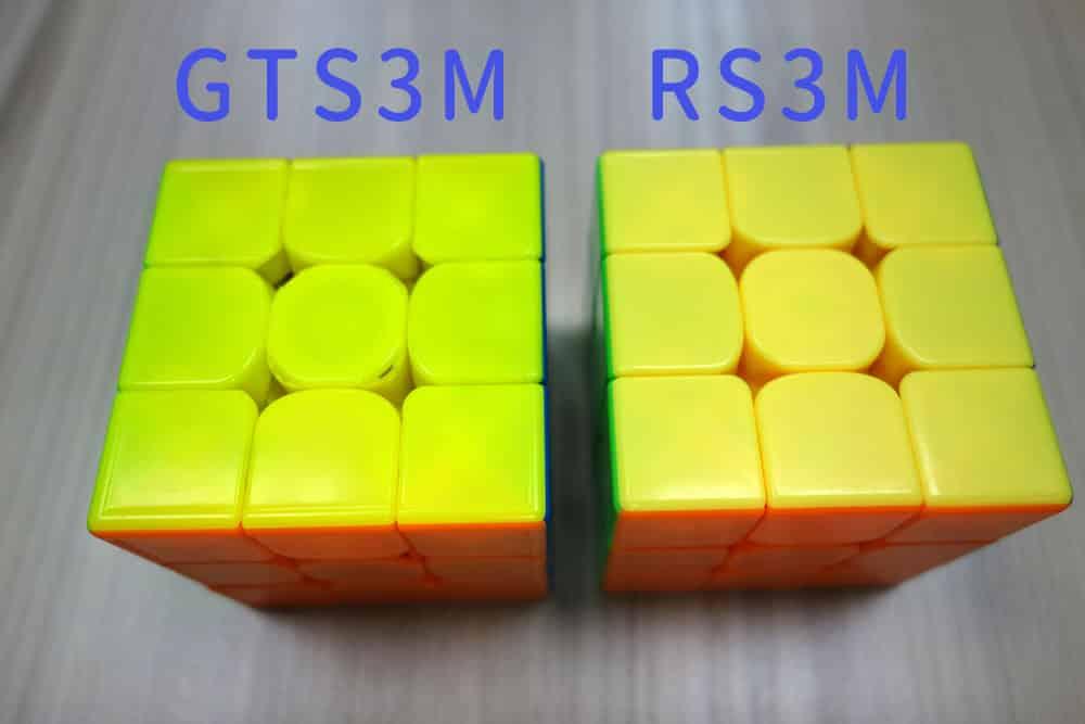 左-GTS3M;右-RS3M