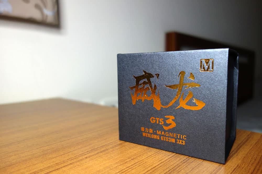 魔域 威龍 GTS3M 外盒