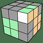魔術方塊速解公式 F2L 01