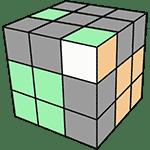 魔術方塊速解公式 F2L 07