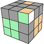 魔術方塊速解公式 F2L 08