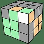 魔術方塊速解公式 F2L 13