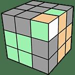 魔術方塊速解公式 F2L 14