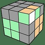 魔術方塊速解公式 F2L 16