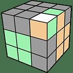 魔術方塊速解公式 F2L 17