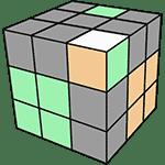 魔術方塊速解公式 F2L 19