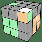 魔術方塊速解公式 F2L 21