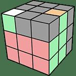 魔術方塊速解公式 F2L 22