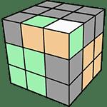 魔術方塊速解公式 F2L 23