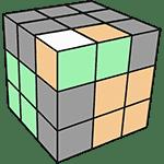魔術方塊速解公式 F2L 24