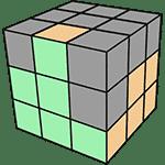 魔術方塊速解公式 F2L 26