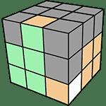 魔術方塊速解公式 F2L 28