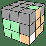 魔術方塊速解公式 F2L 30