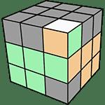 魔術方塊速解公式 F2L 32