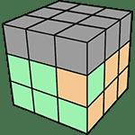 魔術方塊速解公式 F2L 37