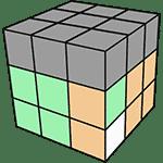 魔術方塊速解公式 F2L 41