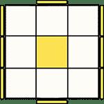 魔術方塊速解公式 OLL 01
