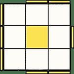 魔術方塊速解公式 OLL 02