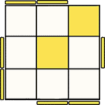 魔術方塊速解公式 OLL 03