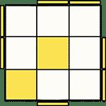 魔術方塊速解公式 OLL 04