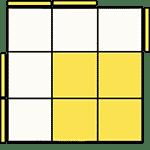 魔術方塊速解公式 OLL 05