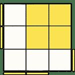 魔術方塊速解公式 OLL 06