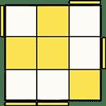 魔術方塊速解公式 OLL 09