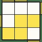 魔術方塊速解公式 OLL 11