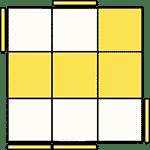 魔術方塊速解公式 OLL 16