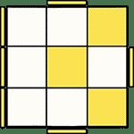 魔術方塊速解公式 OLL 18