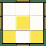 魔術方塊速解公式 OLL 19