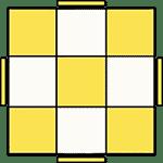 魔術方塊速解公式 OLL 20