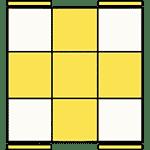 魔術方塊速解公式 OLL 21