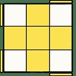 魔術方塊速解公式 OLL 22