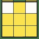 魔術方塊速解公式 OLL 23