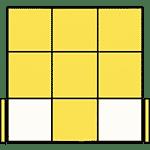 魔術方塊速解公式 OLL 24