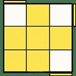 魔術方塊速解公式 OLL 27