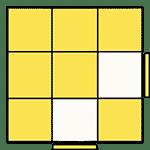 魔術方塊速解公式 OLL 28