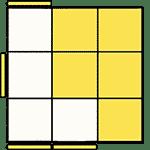 魔術方塊速解公式 OLL 31