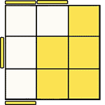 魔術方塊速解公式 OLL 32