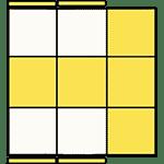 魔術方塊速解公式 OLL 33