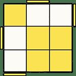 魔術方塊速解公式 OLL 35