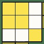 魔術方塊速解公式 OLL 37