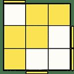 魔術方塊速解公式 OLL 38