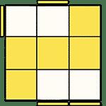 魔術方塊速解公式 OLL 39