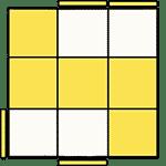 魔術方塊速解公式 OLL 40