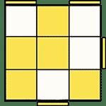 魔術方塊速解公式 OLL 41