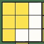魔術方塊速解公式 OLL 44