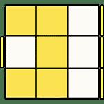 魔術方塊速解公式 OLL 46